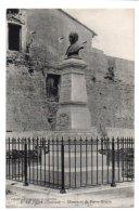(84) 203, Le Thor, Brun 2, Monument De Pierre Goujon - Autres Communes
