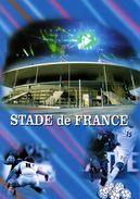 """FRANCE 2008 : Encart 1er Jour """" STADE DE FRANCE """" N° YT 4142. Voir Les 2 Scans. - Calcio"""
