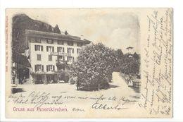 17653 - Gruss Aus Innertkirchen Hotel Hof - BE Berne