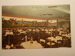 Carte Postale -  ETATS UNIS AMERIQUE  - The PETIT PARIS RESTAURANT (268/130) - Albany