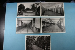 Lot De 5 Cartes De L'Etablissement De Carlsbourg - Paliseul