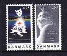 Europa Cept 2003 Denmark 2v ** Mnh (36828T) - 2003