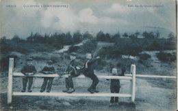 Genck   (campine Limbourgeoise)   -  Mooie Gelopen Kaart -  1908 Naar  St. Josse - Genk