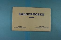 Carnet De 10 Cartes De Balgerhoeke - Eeklo