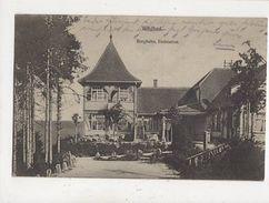 Wildbad Bergbahn Endstation Germany 1922 Postcard 950a - Allemagne