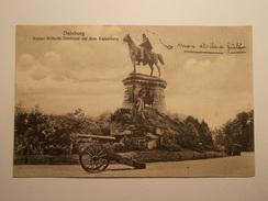 Carte Postale - ALLEMAGNE - Duisburg - Kaiser Withelm Denkmal Auf Dem Kaiserberg (280/130) - Duisburg