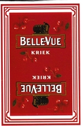 228.  KRIEK  BELLE VUE - 54 Cartes