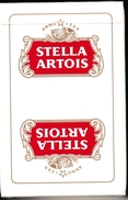 228.  STELLA ARTOIS - 54 Cartes