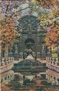 Paris - Fontaine Medicis  (Jardin Du Luxembourg)  France.  S-3869 - France