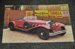 1791- Autos-Mercedes - 1929 / Cars / Coches - Ansichtskarten