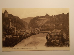 Carte Postale -  SUISSE  - Fribourg - Quartier Du Golteron (289/130) - FR Fribourg