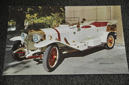 1792- Autos-Mercedes - 1913 / Cars / Coches - Ansichtskarten