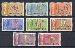 ALBANIA - SOCCER  SP112 - Albania