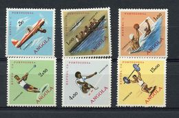 ANGOLA - SPORTS  SP116 - Angola