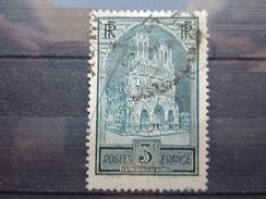 VEND BEAU TIMBRE DE FRANCE N° 259a , TYPE II !!! - Frankreich