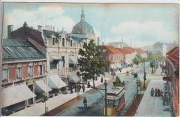 AK - Sachsen - Pegau - Strassenansicht - 1914 - Leipzig