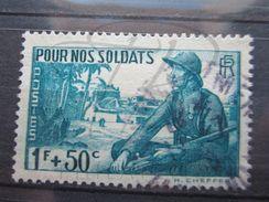 VEND BEAU TIMBRE DE FRANCE N° 452 !!! - Frankrijk