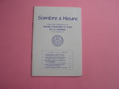 SAMBRE & HEURE N° 45 Régionalisme Thudinie Thuin Misère 1740 Gozée Ham Sur Heure Minne Physicien Vitrail Abbaye Aulne - Cultuur