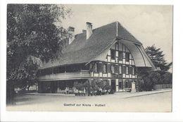 17664 - Huttwil Gasthof Zur Krone - BE Berne
