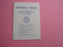 SAMBRE & HEURE N° 51 Régionalisme Thudinie Thuin Bain Leroux Ernotte Artiste Wotquenne Chalamagne Marbaix La Tour Vinet - België