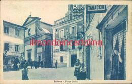 P150 - Paliano - Frosinone -  Piazza Roma - Tabacchi - Frosinone