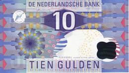 BILLETE DE HOLANDA DE 10 GULDEN DEL AÑO 1997 EN CALIDAD EBC (XF) (BANKNOTE) - [2] 1815-… : Kingdom Of The Netherlands