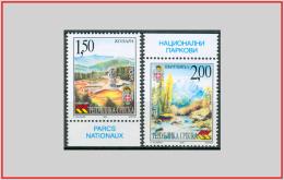 Bosnia Erzegovina (serba) 1999 - Cat. 125/26 (**) Europa CEPT - Europe (003258) - Bosnia And Herzegovina
