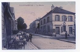 VILLETANEUSE 93 LA MAIRIE - Villetaneuse