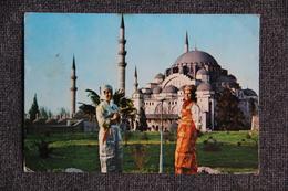ISTANBUL - La Mosquée De SOLIMAN Le MAGNIFIQUE - Turquie