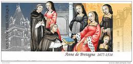 """Souvenir Neuf Sous Blister """"  ANNE DE BRETAGNE """" - Blocs Souvenir"""