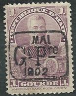 Hait - Yvert N° 76 *  - Ai25002 - Haiti
