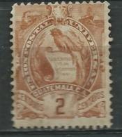 Guatemala  -   - Yvert N°  33 Oblitéré  -  Ai25017 - Guatemala