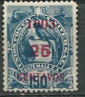 Guatemala - Yvert N°  135 Oblitéré - Ai25029 - Guatemala
