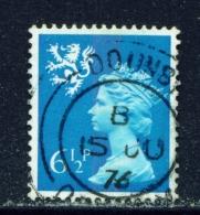 SCOTLAND  -  1971  Machin  61/2p  Used As Scan - Schotland