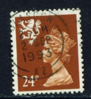 SCOTLAND  -  1971  Machin  24p  Used As Scan - Schotland