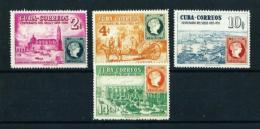 Cuba  Nº Yvert  422/5  En Nuevo - Cuba