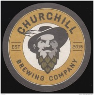 BEER MATS - Churchill Brewing Company, Saskatoon (*) (BM102) - Bierviltjes