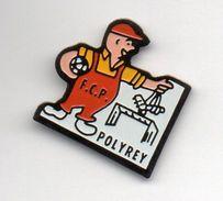 POLYEY - Pin's & Anstecknadeln
