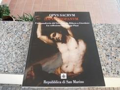 Repubblica Di San Marino - Opv Sacrvm - Libri, Riviste, Fumetti