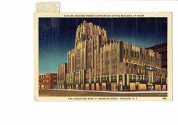 Cpa - Niagara Mohawk Power Corporation - Electric  Equipment - 1956 - ERIE BOULEVARD WEST SYRACUSE - 1956 - Syracuse