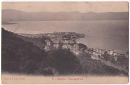 (Corse) 2A, Ajaccio 001, Berger 17, Vue Générale, état - Ajaccio