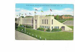 Cpa - Mich. Western Michigan - Waldo Stadium College, KALAMAZOO - 42 - Stade Football - Etats-Unis