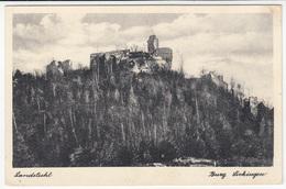 Landstuhl, Burg Sickingen Old Postcard Feldpost Travelled 1942 B170915 - Landstuhl