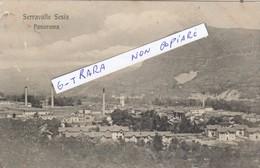 SERRAVALLE SESIA     -VEDUTA - Vercelli