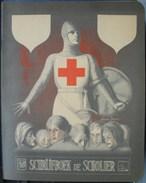 Schrijfboek Cahier De Classe Rode Kruis - Universele Verklaring Van De Rechten Van De Mens - Protège-cahiers