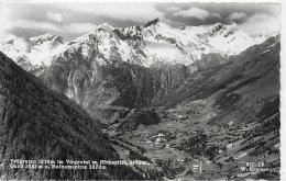 AK 0759  Prägraten Im Virgental Mit Röthspitze , Quirl U. Malhamspitze Um 1950-60 - Prägraten