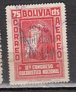 BOLIVIE ° YT N° AVION 89 - Bolivia