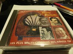 SUCCES DE L'OPERETTE  / VOLUME 2  / LES PLUS BELLES CHANSONS DES ANNEES T.S.F. - Oper & Operette