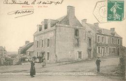 Une Rue - Blainville Sur Mer