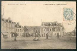 CERISY-la-SALLE - Place Du Marché - France